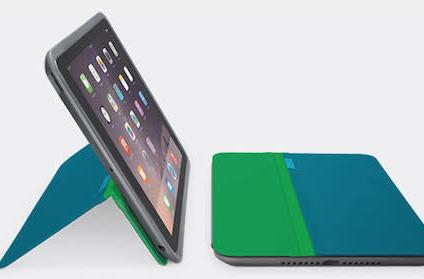 Logitech's AnyAngle case: Just the angle you want for iPad Air 2, iPad mini