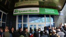 Ukraine leader urges calm after big bank nationalised