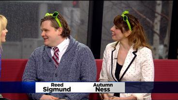WCCO Interview: 'Shrek The Musical'