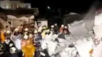 Passenger Jet Crashes Into Taiwan Residential Area