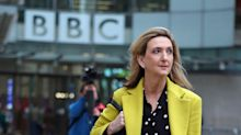 Victoria Derbyshire live tweets from BBC staff presentation about news cuts