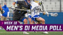 Men's Division I Media Poll: Syracuse Out of Top 10; Irish Have Two Top 5 Games in Four Days