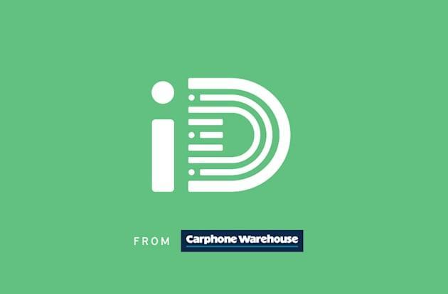 Carphone Warehouse's 'iD' mobile network launches tomorrow