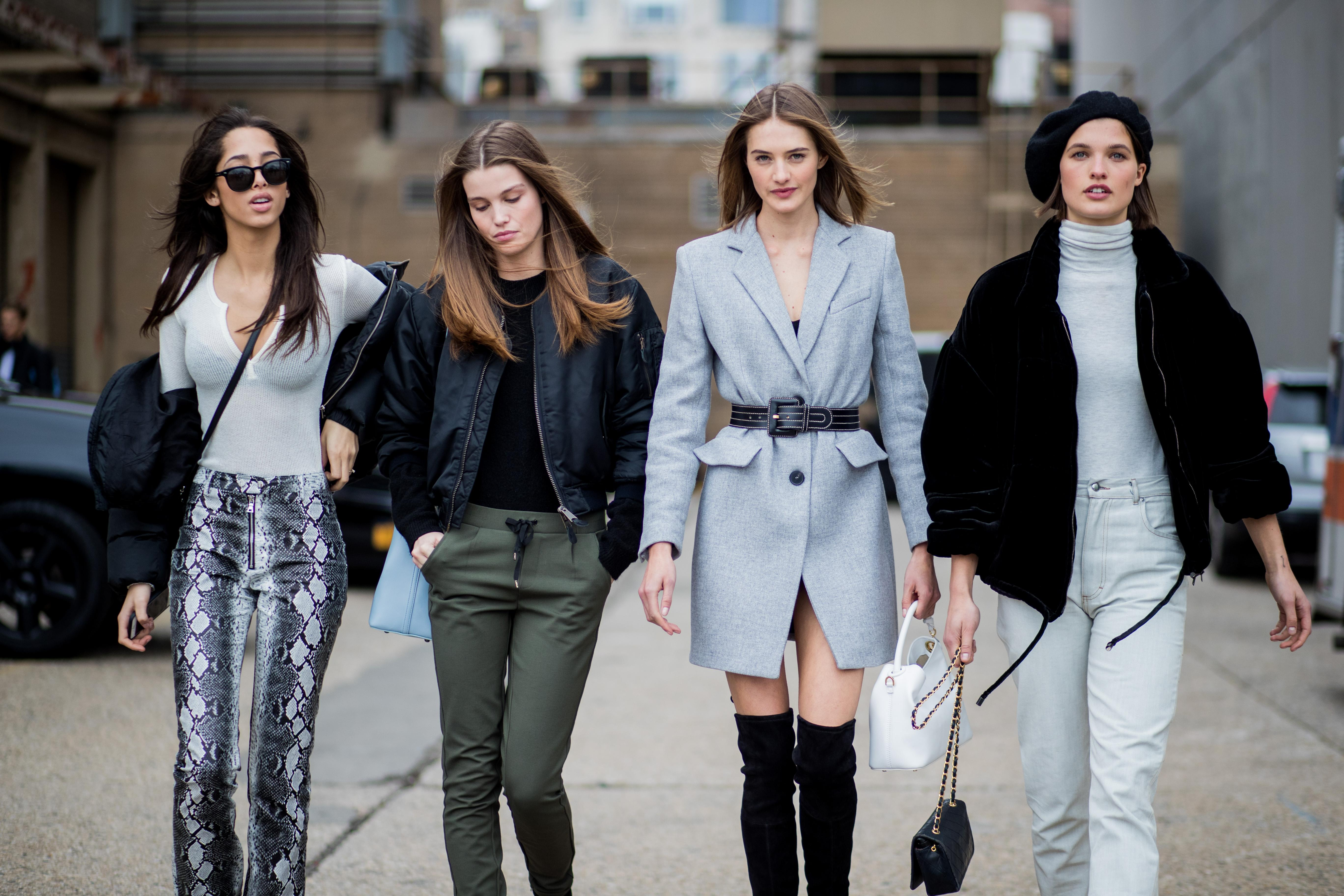 The One Street Style Trend That Every Fashion Girl Is Wearing Right Now