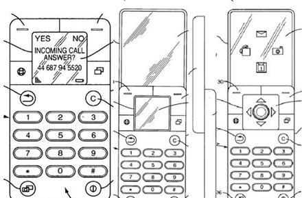 Sony Ericsson touchscreen slider shows up in patent app