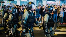 Hong Kong police say there's no plan or protocol for a Beijing intervention