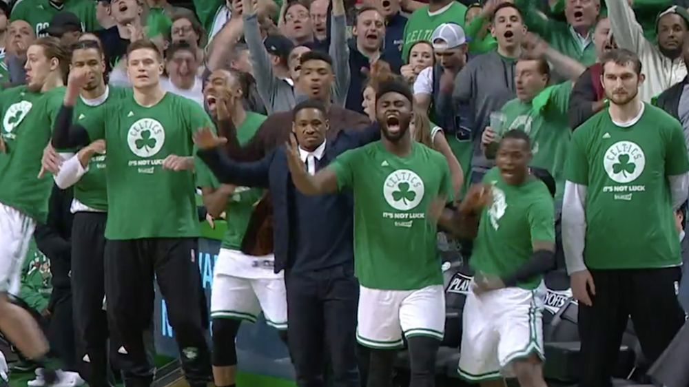 VIDEO: Inspecting Isaiah Thomas' incredible shot that sealed Game 2 for the Celtics