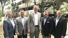 Leaders from Hancock, Fifth Third, Regions, Mutual of Omaha, Raymond James launch a $550 million bank in Tampa