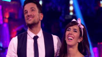 Peter Andre leaves Strictly Come Dancing