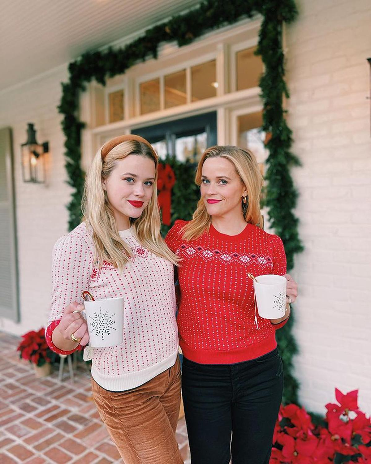 Reese Witherspoon and Her Daughter Truly Look Like Twins