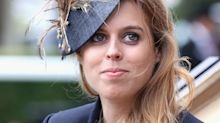 Princess Beatrice makes beauty shoot debut in a new, never-before-seen portrait