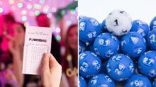 'I'm shaking': Mystery winner of $30m Powerball revealed