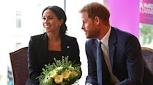 Meghan Markle continues power suit streak at the WellChild Awards