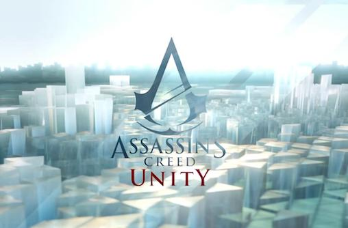 Assassin's Creed: Unity stalks the French Revolution on October 28