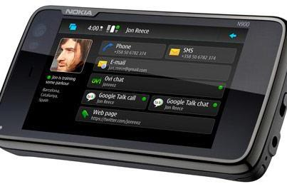 Nokia's Maemo 5-equipped N900 on sale in America for $649