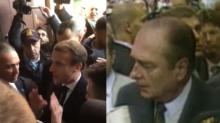 Mitterrand, Chirac, Sarkozy... Quand Macron imite ses prédécesseurs
