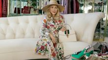 Gucci Taps Faye Dunaway, 77, for Handbag Ads