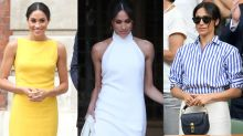 All of Meghan Markle's best style moments over the years