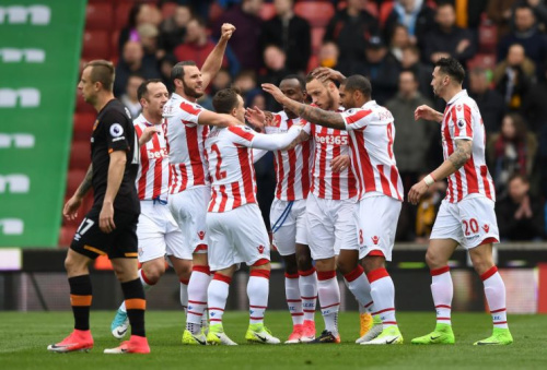 Hull City are beaten at Stoke