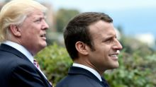 France's Macron invites Trump to July national day parade