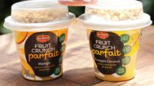 Del Monte Foods, Inc. Reveals Fruit Crunch Parfait to Satisfy Cravings of a Nutritious Snack and Better-For-You-Treat