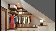 6 tips for mastering wardrobe organisation