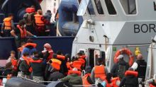Young children among at least 100 migrants to arrive in Dover