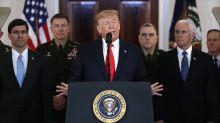 El juicio político a Donald Trump arrancó en el Senado con una derrota demócrata