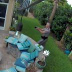 Florida trooper tases boy, 16, in girlfriend's backyard, security footage shows