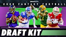 2020 Yahoo Fantasy Football Draft Kit: Let us do all the work so you don't have to
