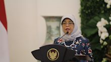 President Halimah Yacob gives in-principle support to draw on past reserves a second time