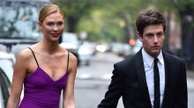 Karlie Kloss flashes dazzling engagement ring after announcing plans to wed Joshua Kushner