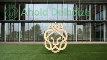 Ahold says on course to meet U.S. online sales growth targets