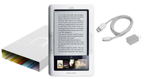 Barnes & Noble Nook e-reader leaks a bit early: $259, pre-orders are live (video)
