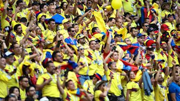 Colombian fan fired for drinking smuggled booze