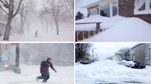 PHOTOS: Blizzard buries Atlantic Canada in knee-deep snow
