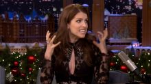 Anna Kendrick escapes hotel fire before 'Tonight Show' appearance