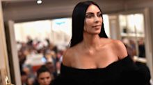 Kim Kardashian is skipping Paris Fashion Week for obvious reasons