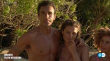 El público niega la oportunidad a Hugo e Ivana de pasar una noche romántica en Cayo Paloma