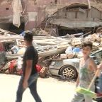 Clean-up underway after devastating Beirut explosion
