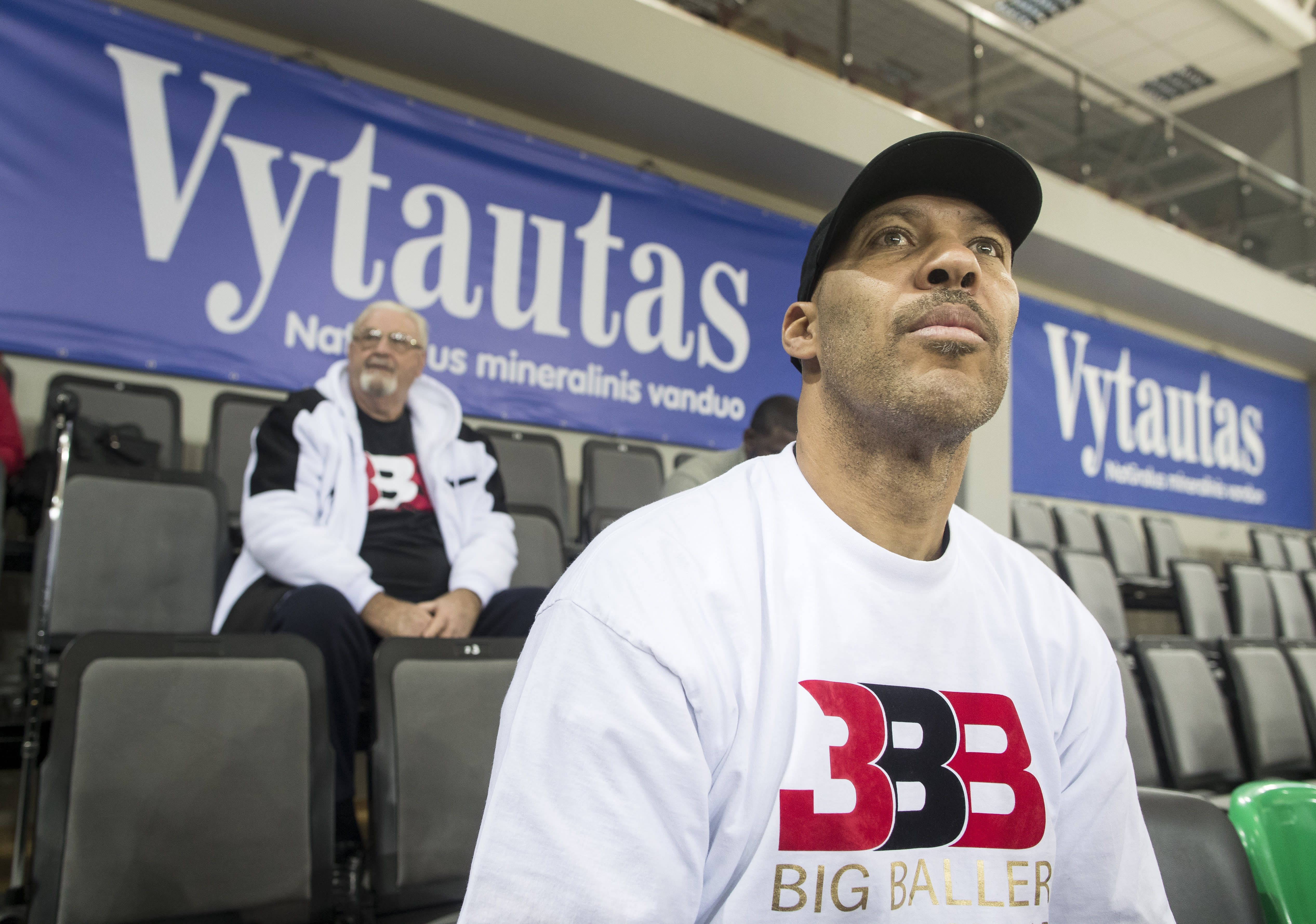 ESPN has 'no plans' to put LaVar Ball on network after inappropriate comment to Molly Qerim
