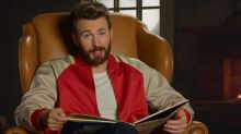 'Avengers' Cast Read Kid-Friendly 'Infinity War' Adaptation -- But Get Bleeped
