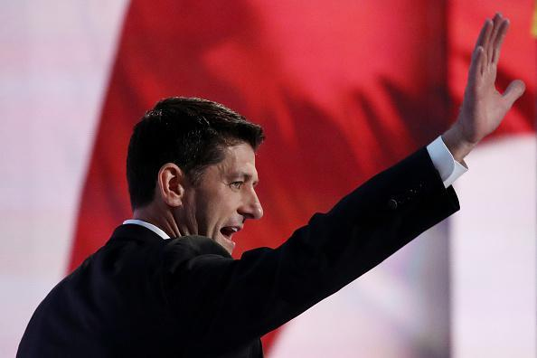 Paul Ryan Warns That Some Republicans Are Flirting With Progressivism