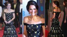 Die aufregendsten Red Carpet-Looks der BAFTAs 2017