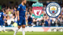 Stick Eden Hazard in City or Liverpool's team and he'd score 40 goals, says Stuart Pearce