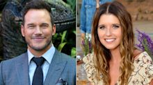 Chris Pratt and Katherine Schwarzenegger Take His Son Jack, 6, to Easter Mass