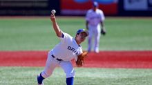 15-year-old Brazilian pitcher impresses in WBC qualifier