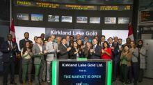 Kirkland Lake Gold Ltd. Opens the Market