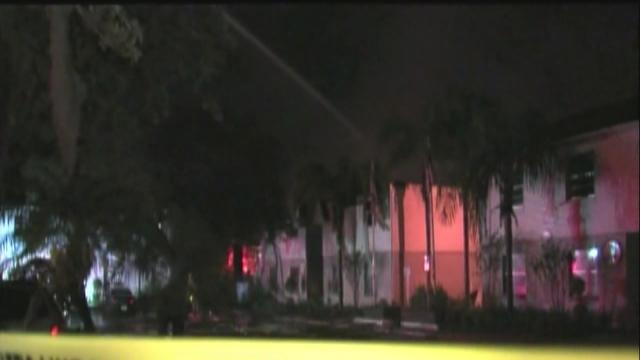 32 units evacuated after apartment fire