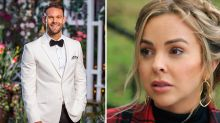 Married Bachelorette star's secret wedding photos surface